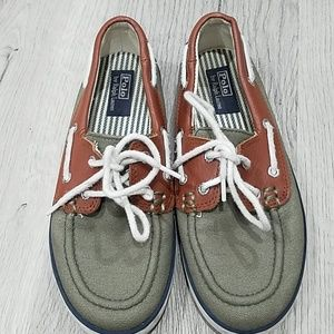 Ralph Lauren Sander Canvas Shoes - 3.5